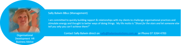 Sally Balwin Balanix Solutions