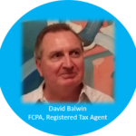 David Balwin FCPA Registered Tax Agent