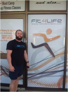Fit4Life Personal Training Lawnton
