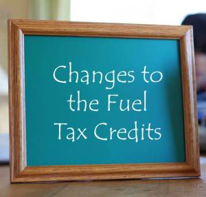 ATO Changes to the Fuel Tax Credits