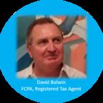 David Balwin FCPA Registered Tax Agent