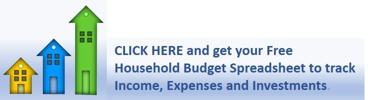 Clik Here for Free Household Budget Spreadsheet